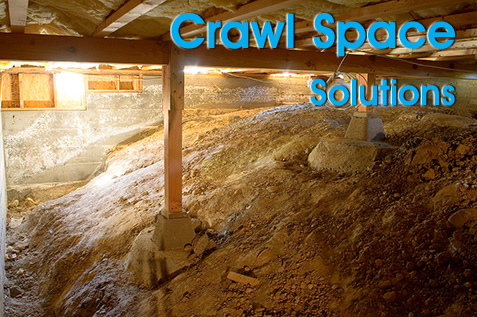 Seahawk Remodeling - Crawl Space Remediation Services