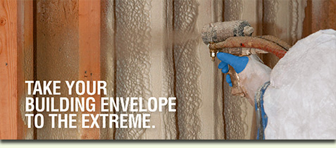 Premiere's Spray Foam Advantages
